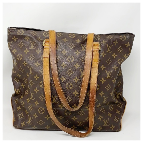 Louis Vuitton Handbags - Authentic Louis Vuitton Monogram Cabas Mezzo Bag